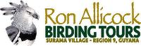 Birding Tours by Ron Allicock - Guyana, South America